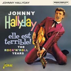 Johnny HALLYDAY - Elle Est...
