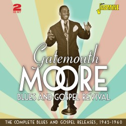 Gatemouth MOORE's Blues and...