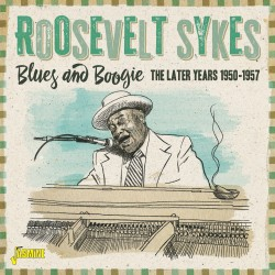 Roosevelt SYKES - Blues and...